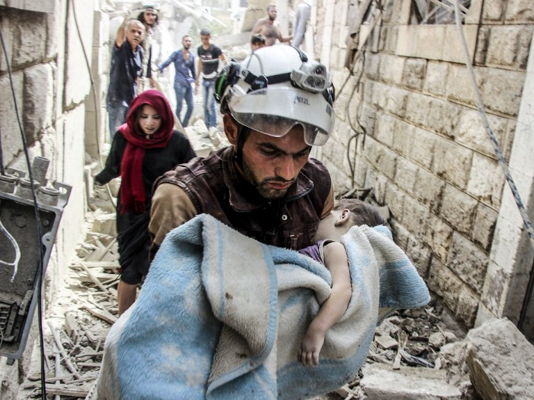 Syrian regime continues to violate ceasefire in Damascus