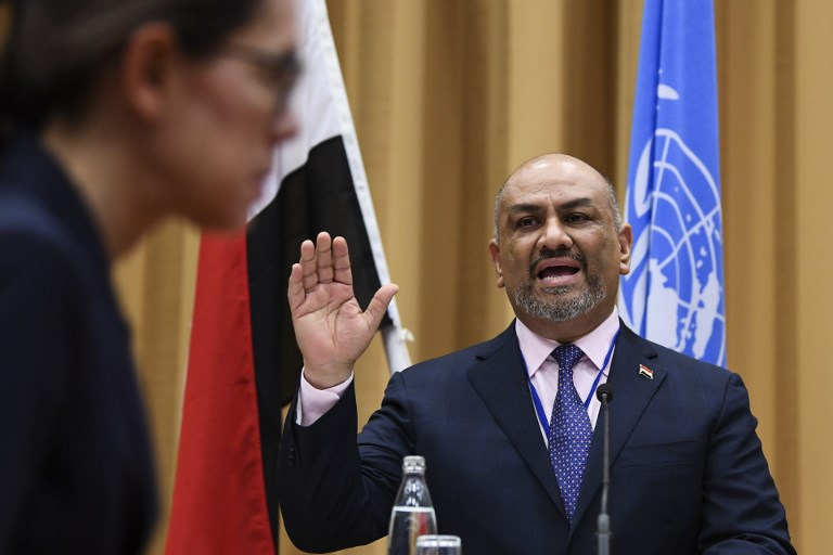 SWEDEN - YEMEN - CONFLICT - PEACE - TALKS - UN
