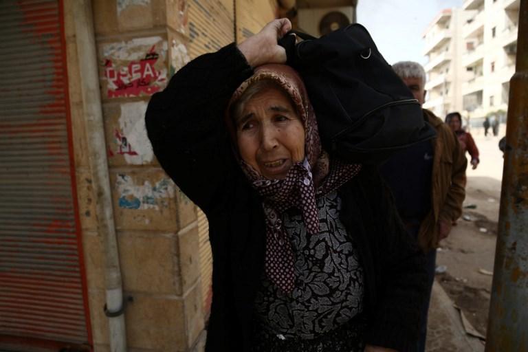 TOPSHOTS - SYRIA - TURKEY - CONFLICT